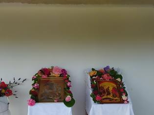 Φωτογραφία για Γιόρτασε το εκκλησάκι του Αγίου Γεωργίου στην ΠΑΛΑΙΟΜΑΝΙΝΑ (φωτογραφίες: Γιάννης Νίτσας)