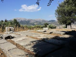 Φωτογραφία για Ο ναός του Καραού Διός (4ου αι. π.Χ.) στην αρχαία πόλη του Αστακού.