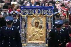 Τρίτη της Διακαινησίμου: Σύναξις της Παναγίας της Βηματάρισσας