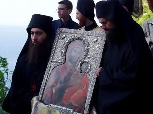 Φωτογραφία για Την Διακαινήσιμο εβδομάδα γιορτάζονται και λιτανεύονται οι θαυματουργές εικόνες της Παναγίας, γιατί οφείλουμε...