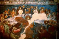 MONH ΓΚΡΑΤΣΙΑΝΙΤΣΑ-Η ΑΝΑΣΤΑΣΗ ΤΟΥ ΧΡΙΣΤΟΥ(Toιχογραφία)