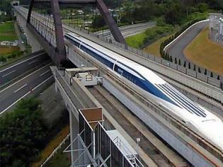 Φωτογραφία για Ιαπωνία: Στα ύψη το κόστος κατασκευής της γραμμής Chuo maglev.
