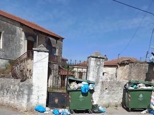 Φωτογραφία για Νικόλαος Ζώγας -  Παλαιομάνινα: Εικόνες ντροπής και εγκατάλειψης.