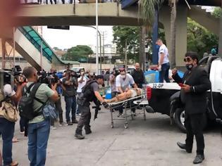 Φωτογραφία για Βραζιλία: Πυροβολισμοί με πολλούς νεκρούς στο μετρό του Ρίο ντε Τζανέιρο.