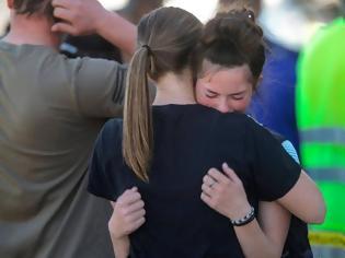 Φωτογραφία για ΗΠΑ: Μαθήτρια της έκτης δημοτικού άνοιξε πυρ μέσα στο σχολείο - Τραυμάτισε ελαφρά δύο μαθητές και έναν επιστάτη