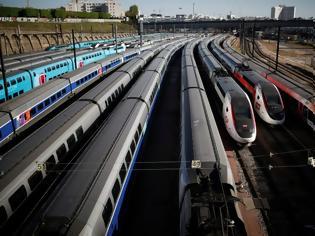Φωτογραφία για Κλιματική αλλαγή: Με τρένο το ταξίδι προς την ουδετερότητα άνθρακα.