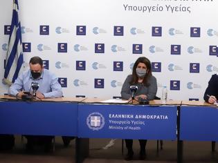 Φωτογραφία για Live η ενημέρωση Χαρδαλιά για περαιτέρω άρση των περιοριστικών μέτρων