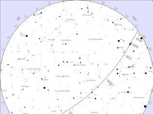 Φωτογραφία για Διέλευση των δορυφόρων Starlink σήμερα το βράδυ