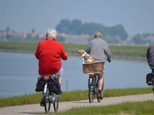 Φωτογραφία για Οι ποδηλάτες 70 έως 80 ετών διαθέτουν το ανοσοποιητικό σύστημα ενός 20άρη