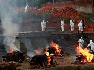 Φωτογραφία για Κοροναϊός - Ινδία: Ξεπέρασε τους 4.000 νεκρούς και τα 400.000 κρούσματα σε 24 ώρες