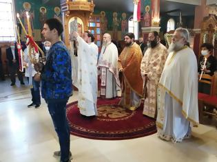 Φωτογραφία για Γιορτάστηκε στο Μοναστηράκι ο Πολιούχος Άγιος Ιωάννης Θεολόγος (ΦΩΤΟ: Διονύσης Πετρόπουλος )