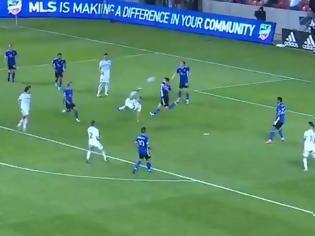 Φωτογραφία για Φοβερό γκολ στο MLS