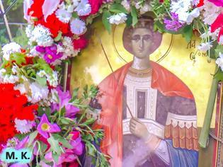 Φωτογραφία για Με λαμπρότητα εορτάστηκε Ο Αγίος Νικόλαος εν Βουνένοις στη Βόνιτσα. (φωτογραφίες Μιχάλης Κουτουρίνης)