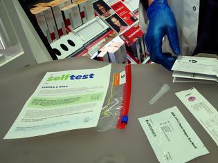 Φωτογραφία για Σημαντική ανάσα για τους φαρμακοποιούς η επί πληρωμή διάθεση 2 εκατομμυρίων self tests την εβδομάδα
