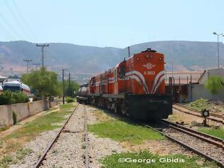 Φωτογραφία για Για να μην αποκοπεί η στρατηγικής σημασίας σύνδεσης του μετρικού σιδηροδρόμου Πελοποννήσου με την Αττική - Να μιλήσει η Περιφερειακή Αρχή και το Συμβούλιο Πελοποννήσου.