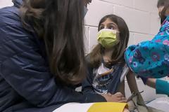 ΗΠΑ: Εγκρίθηκε η χρήση του εμβολίου της Pfizer σε παιδιά ηλικίας 12-15