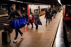 ΗΠΑ: Ξεκινούν σύντομα δωρεάν εμβολιασμοί στο μετρό της Νέας Υόρκης.