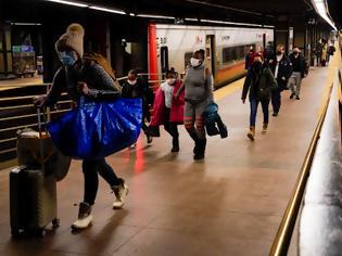 Φωτογραφία για ΗΠΑ: Ξεκινούν σύντομα δωρεάν εμβολιασμοί στο μετρό της Νέας Υόρκης.