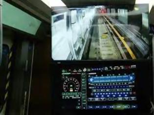 Φωτογραφία για Η Κίνα δοκίμασε με επιτυχία αυτόνομο σύστημα λειτουργίας τρένων