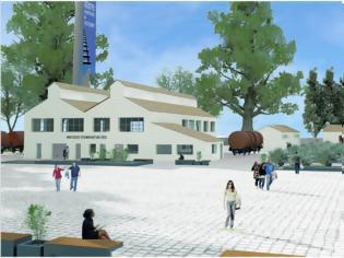 Φωτογραφία για Εκεί που η τέχνη αναδεικνύει την ιστορία – Το σχέδιο του Δήμου Κατερίνης για το Εργοστάσιο Εμποτισμού του ΟΣΕ