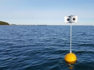 Φωτογραφία για Επιστήμονες έφτιαξαν πλωτό σκιάχτρο για να μην πιάνονται τα θαλασσοπούλια σε δίχτυα