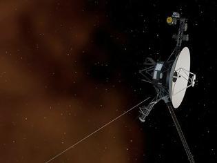 Φωτογραφία για NASA: Το Voyager 1 «άκουσε» για πρώτη φορά τον ήχο του μεσοαστρικού διαστήματος