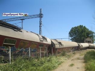Φωτογραφία για Τέσσερα χρόνια από το τραγικό σιδηροδρομικό δυστύχημα στο Άδενδρο.