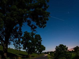 Φωτογραφία για Διέλευση του Διεθνούς Διαστημικού Σταθμού (ISS) σήμερα το βραδυ