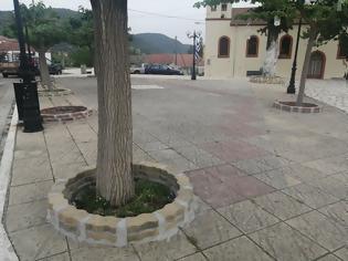 Φωτογραφία για XIROMERONEWS: Eπίσκεψη στο χωριό Χρυσοβίτσα Ξηρομέρου και στην πλατεία του χωριού.