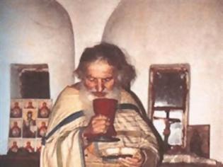 Φωτογραφία για Ο Άγιος Αρτέμιος θεραπεύει θαυματουργικά τον πάπα-Ματθαίο τον Καρακαλληνό