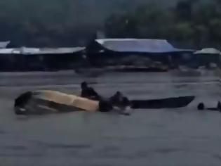 Φωτογραφία για Ινδονησία: Βυθίστηκε σκάφος εξαιτίας μιας σέλφι - 7 νεκροί