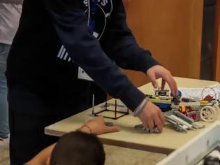 Φωτογραφία για Η «καρδιά» της εκπαιδευτικής ρομποτικής θα «χτυπήσει» στη Θεσσαλονίκη