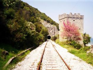 Φωτογραφία για Πράσινοι: Να μείνει ζωντανό το τρένο στον Πλαταμώνα.