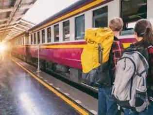 Φωτογραφία για Γιατί τα ταξίδια με τρένο μπορεί να είναι η καλύτερη επιλογή.