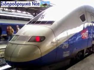 Φωτογραφία για Τα σιδηροδρομικά δίκτυα του αύριο  οδηγούν στη δορυφορική συνδεσιμότητα.