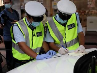 Φωτογραφία για Εντατικοποιούνται οι έλεγχοι για τις μάσκες – Σχέδιο για τοπικά lockdown εάν συνεχιστούν οι παραβάσεις
