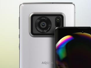 Φωτογραφία για Sharp Aquos R6: Το πρώτο smartphone στον κόσμο με τον εκπληκτικό 1 ιντσών αισθητήρα είναι επισήμως εδώ
