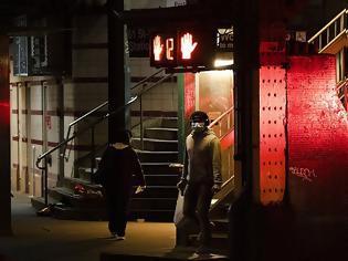 Φωτογραφία για 24ωρο και πάλι το μετρό της Νέας Υόρκης.