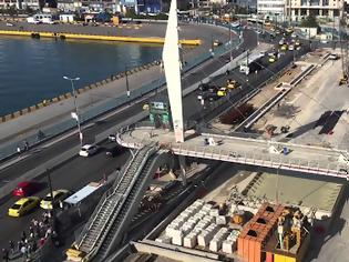Φωτογραφία για Πότε θα είναι έτοιμοι οι τρεις σταθμοί του Μετρό στον Πειραιά.