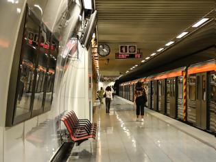 Φωτογραφία για Αναπτύσσουν ταχύτητα τα μεγάλα έργα επέκτασης μετρό και προαστιακού.