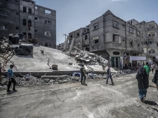 Φωτογραφία για Το Ισραήλ ψήφισε κατάπαυση του πυρός στην Λωρίδα της Γάζας
