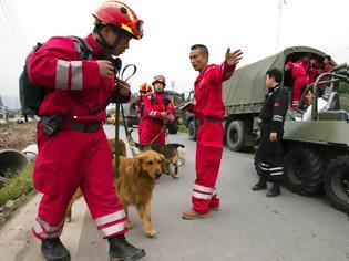 Φωτογραφία για Ισχυρός σεισμός 7,3 Ρίχτερ στην Κίνα