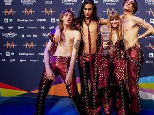 Φωτογραφία για Eurovision 2021: Νικήτρια χώρα η Ιταλία - Τη 10η θέση κατέκτησε η ελληνική συμμετοχή
