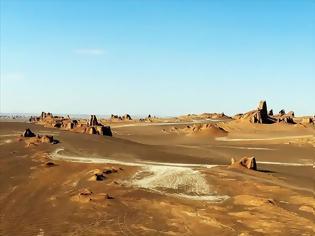 Φωτογραφία για Η έρημος Λουτ το πιο κολασμένο μέρος στην Γη