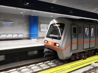 Φωτογραφία για Μετρό: Στάση εργασίας την Τετάρτη.