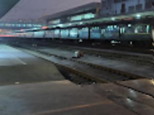 Φωτογραφία για Η κλιματική αλλαγή απειλεί τις σιδηροδρομικές υποδομές, σύμφωνα με μελέτες.