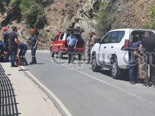 Φωτογραφία για Κύπρος: Νεκρός αξιωματικός σε άσκηση της Εθνικής Φρουράς - Έπεσε στο κενό από μεγάλο ύψος