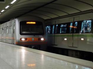 Φωτογραφία για Μετρό: Στάση εργασίας του έως τις 10:00 σήμερα.