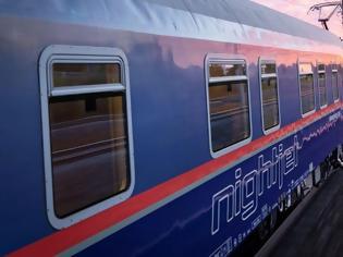 Φωτογραφία για Η εταιρία EPOB ξεκινά νυχτερινό τρένο για το Άμστερνταμ με το Nightjet.