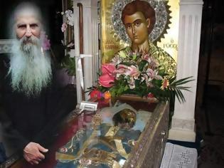 Φωτογραφία για Οσα ο Άγιος Ιωάννης ο Ρώσος «πνευματικό τω τρόπω» είχε πει στον Άγιο Ιάκωβο...